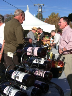 Leonardtown Toasts Launch of New Winery Southern