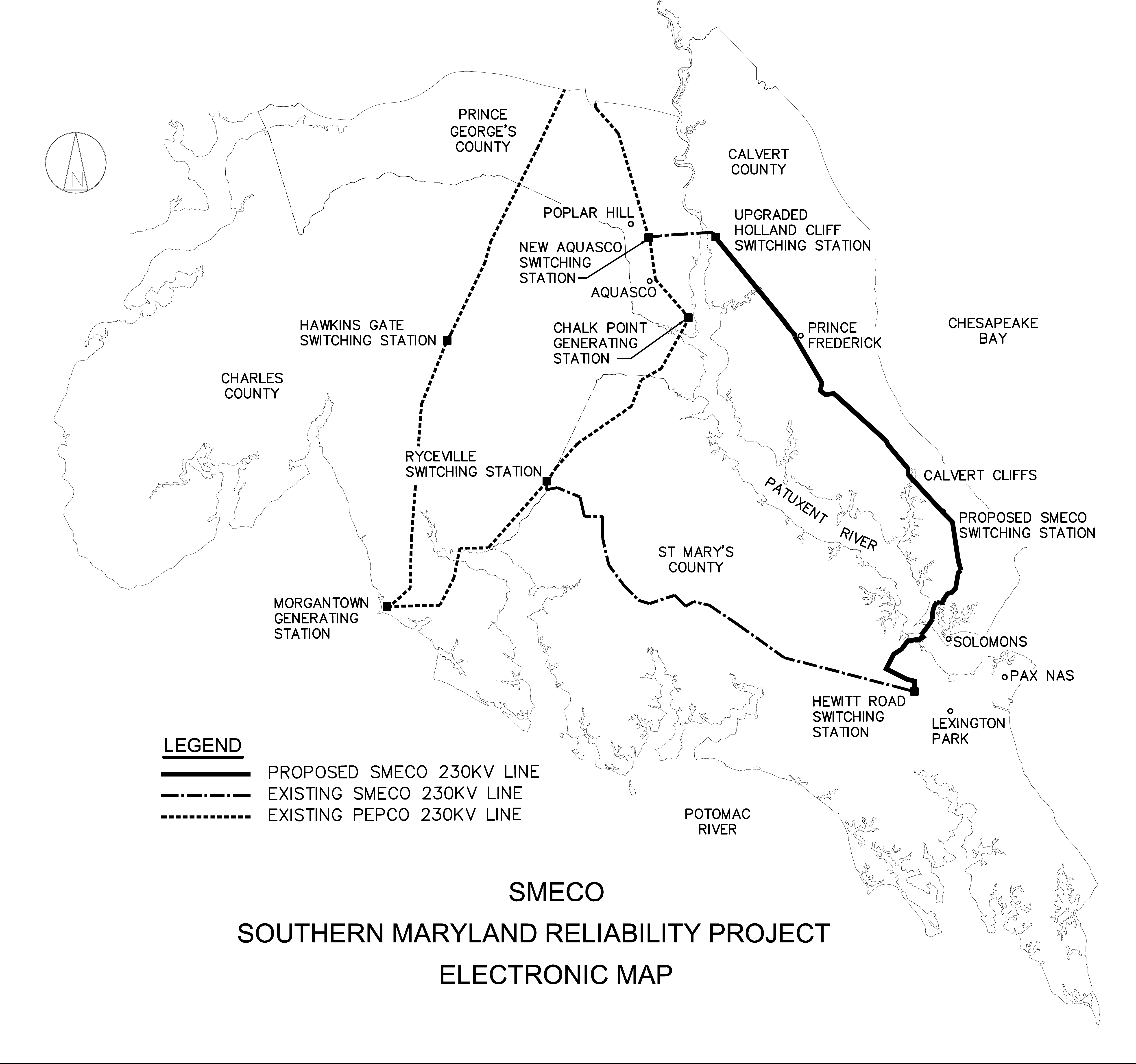 Smeco To Spend 110 Million To Upgrade Power Lines Southern