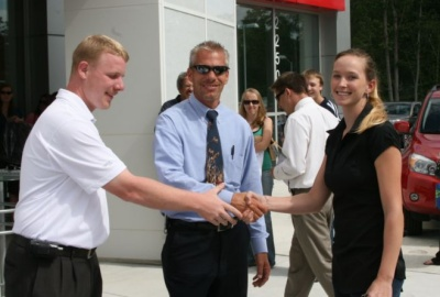 Toyota Of Southern Maryland >> Smcm Biochemistry Major Wins Car In Local Toyota Starving