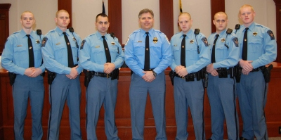 Six New Deputies Join St Mary S Co Force Southern