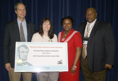 Middleton Teacher Awarded Horace Mann Lincoln Fellowship