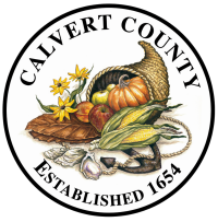 Calvert Co. Government logo