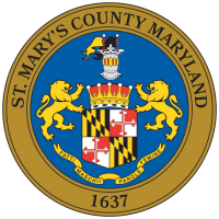 St. Mary's Co. Government logo