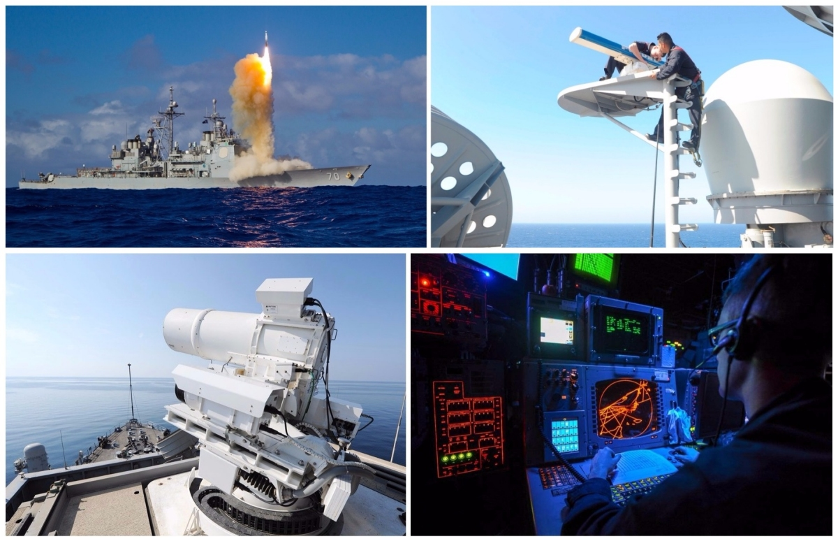 Navy Expands Electromagnetic Maneuver Warfare For Victory At Sea Southern Maryland