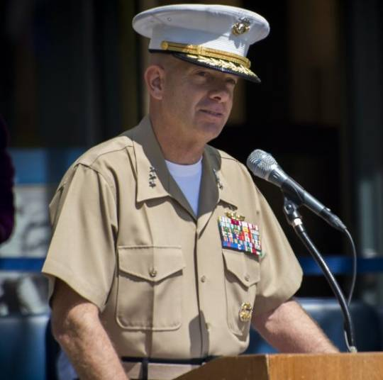 Maryland Native Nominated To Head Marine Corps Southern